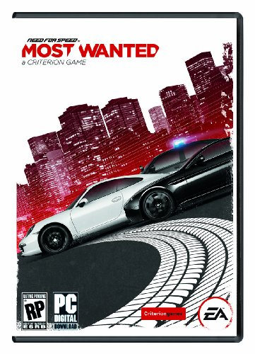 Get Need for Speed Most Wanted - Standard Edition [Online Game Code]