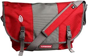 Timbuk2 Classic Messenger Bag 2013, Rev Red/Gunmetal/Rev Red, Large