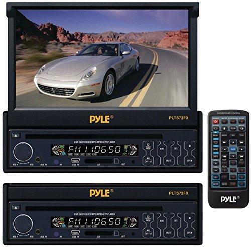 "Pyle - 7"" Single-Din In-Dash Tft Motorized Touchscreen Dvd Receiver *** Product Description: Pyle - 7"" Single-Din In-Dash Tft Motorized Touchscreen Dvd Receiver 7"" Single-Din In-Dash Motorized Touchscreen Tft/Lcd Dvd Receiver 80W X 4 Dvd/Cd/Mp3/M ***"