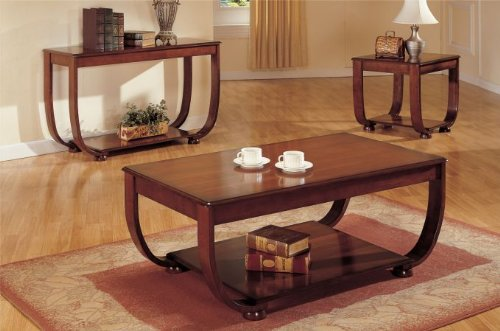 Cheap Central Park Console Table by Poundex (F6016)