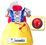 白雪姫 風 コスプレ衣装 ディズニー ハロウィン クリスマス 女の子 キッズ こども  100-110cm  お誕生日プレゼントにも