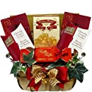 Art of Appreciation Gift Baskets Thoughtful Wishes Cookie and Sweets Gift Basket, Small