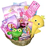 Kids Gift Basket Disney Princess and Friends Gift Basket Valentines Day Gift for Girls Ages up to 8 yrs old Birthday Gift Basket Grandaughter Gift Basket Has Everything Little Girls Wants For a Xmas Disney Princess Basket Perfect for Birthdays, Easter, or Other Occasion Holiday Gift - Get Well Gift