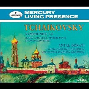 Écoute comparée : Tchaïkovski, symphonie n° 6 « Pathétique » - Page 12 51kgK2tyJVL._SL500_AA300_