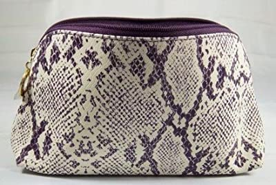 Best Cheap Deal for Estee Lauder Snakeskin/python Pattern Lined Cosmetic/travel Bag by Estee Lauder - Free 2 Day Shipping Available