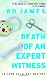 echange, troc P.D. James - Death of an Expert Witness