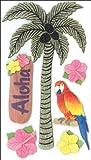 Jolee's Boutique Parcel Glitter Palm Tree