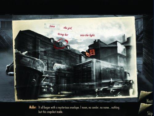 Little Noir Stories: The Case of the Missing Girl  galerija