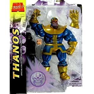 Diamond Select Toys May052331 Marvel Select Thanos Action