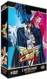 echange, troc Street Fighter II V - Intégrale - Edition Gold (6 DVD + Livret)