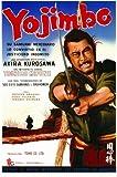 Yojimbo-Poster-Movie-Foreign-11x17-Toshiro-Mifune-Eijiro-Tono-Isuzu-Yamada-Seizaburo-Kawazu