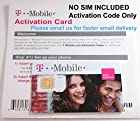 T-Mobile USA (TMobile T Mobile) Prepaid Activation Code Instant Email