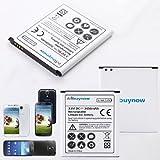 Mbuynow® NFC 3050mAh batterie rechargeable batterie de remplacement de haute capacité pour Samsung Galaxy S4 i9505 i9500