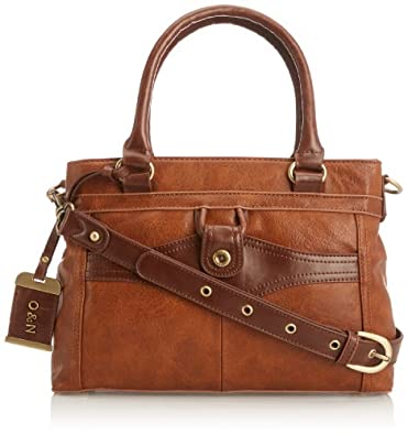 Sammy Mini Tote Top-Handle Bag 114HBP009_074 Tan