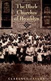img - for The Black Churches of Brooklyn book / textbook / text book