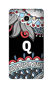 SWAG my CASE Printed Back Cover for Samsung Galaxy On8