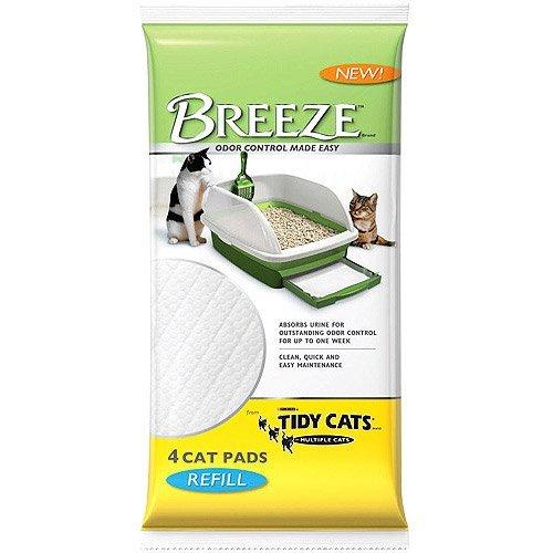 Tidy Cat BREEZE Cat Refill Pads 16.9