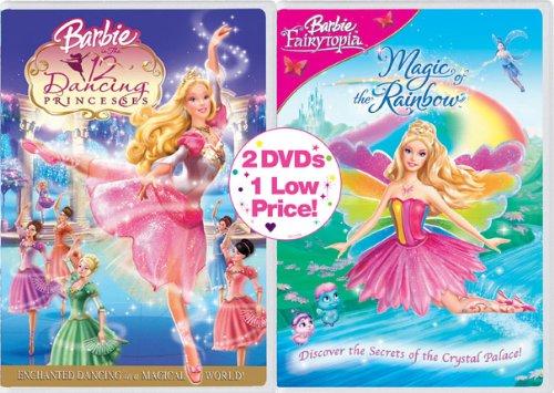 Barbie In The 12 Dancing Princesses/Barbie Fairytopia: Magic Of The Rainbow