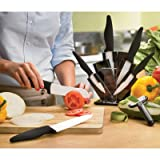 7-Pc. Ceramic Knife Set - A Sharp Idea