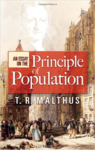 Фонды: An Essay on the principle of population