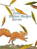 img - for Zehn Bl tter fliegen davon book / textbook / text book