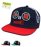 Maximo Flat Visor Cap UV-Schutz Basecap Baseballcap Kappe Cappy Jungenbasecap