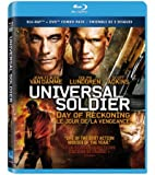 Universal Soldier - Day Of Reckoning (Blu-Ray/DVD Combo) / Universal Soldier - Le jour de la vengeance (Blu-ray/DVD Combo)  (Bilingual)