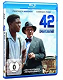 Image de 42 [Blu-ray] [Import allemand]