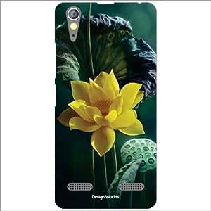 Design Worlds - Lenovo A6000 Designer Back Cover Case - Multicolor Phone Cover