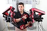 Computer Engineer Jacob Rosen of the University of California Santa Cruz Invented a Robotic Exoskeleton That Dramatically Speeds up Recovery Times for Stroke Victims Who Have Lost Movement in Their Arms. - 52