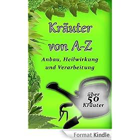 Kr�uter von A-Z (German Edition)