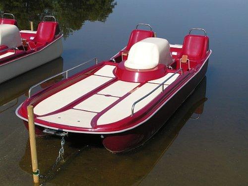 Tretboot Colano Premium XL günstig bestellen