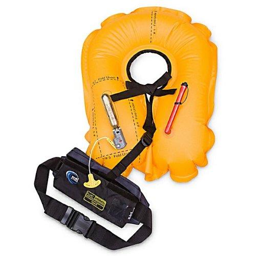 Cheap MTI Adventurewear Fluid Inflatable Belt Pack PFD Life Jacket (MAFIBP-3)