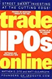 img - for Trade IPOs Online Paperback September 21, 2001 book / textbook / text book