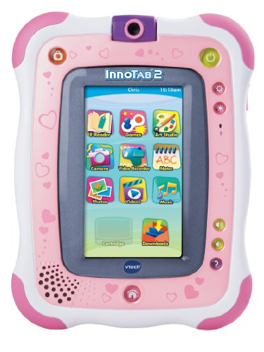 Vtech InnoTab 2 Aprendizaje App Tablet - Rosa