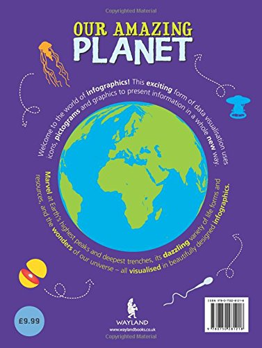 Our Amazing Planet: The World in Infographics