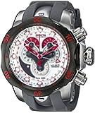 Invicta Men's 14467 Venom Analog Display Swiss Quartz Grey Watch