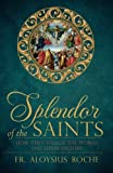 Read The Splendor of the Saints: Why They Dazzle the World and Shape History on-line