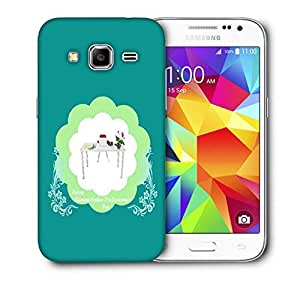 Snoogg Admin Professional Day Printed Protective Phone Back Case Cover For Samsung Galaxy CORE PRIME