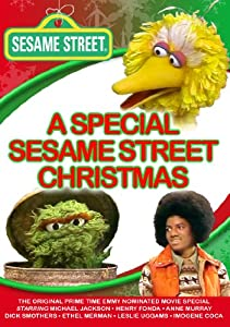 Special Sesame Street Christmas from Legendary Ent