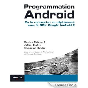 Programmation Android - De la conception au déploiement