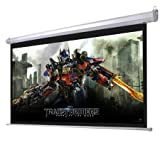 """Electric Projector White Screen 92"""""""