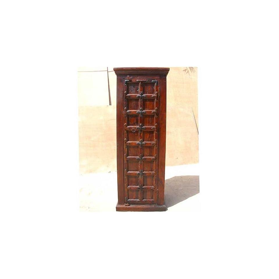 Wood kitchen corner stand storage cabinet shelf unit home - Wooden kitchen shelf unit ...