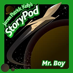 Mr. Boy Audiobook