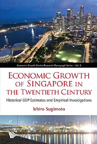 a study on the economic development of singapore Wg huff (1999), 'singapore's economic development: four lessons and some doubts martin ravallion and monika huppi (1991), 'measuring changes in poverty: a methodological case study of indonesia during an adjustment period.