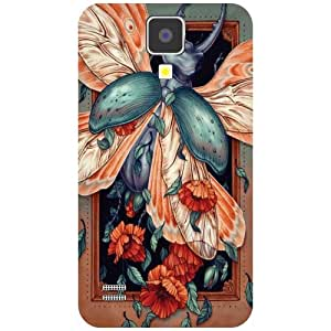 Samsung I9500 Galaxy S4 Back cover - Behind The Wall Designer cases