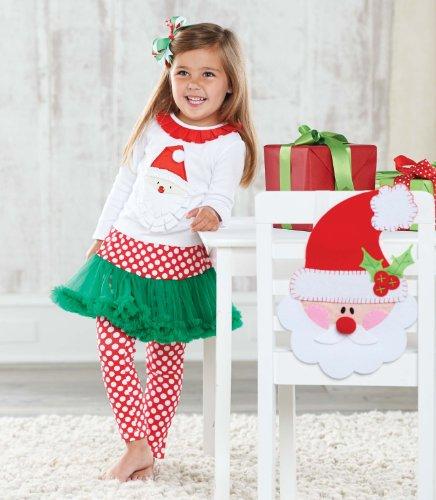 Santa Pettiskirt Set (4T) front-540256