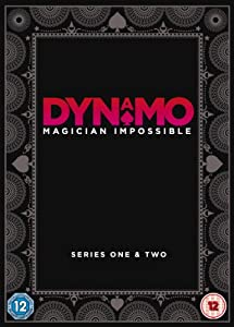 Dynamo: Magician Impossible - Series 1-2 [DVD]
