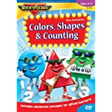 Colors, Shapes & Counting: Rock 'N Learn ~ Rock 'N Learn