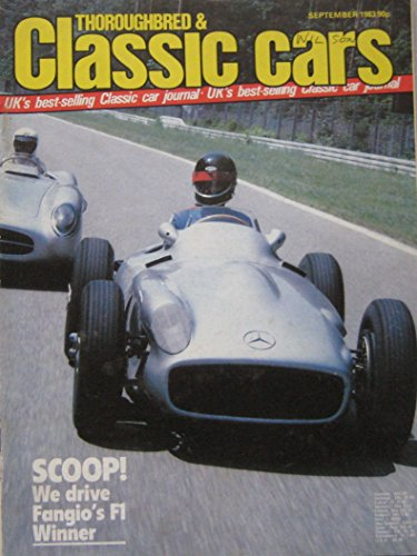 thoroughbred-classic-cars-magazine-09-1983-featuring-ac-428-triumph-mercedes-w196-isotta-fraschini